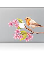 1 pièce Anti-Rayures En Plastique Transparent Décalcomanie Motif PourMacBook Pro 15 '' avec Retina / MacBook Pro 15 '' / MacBook Pro 13