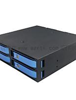 2,5-дюймовый жесткий диск лотки 4-битный интерфейс внешний лоток с жестким диском блокировки двойное место силы