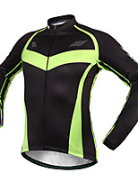 Sports Bike/Cycling Clothing Sets/Suits Men's Long Sleeve Windproof / Comfortable / Thermal / Warm Fleece Classic
