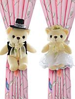 Satin Wedding Decorations-2Piece/Set OrnamentsThanksgiving / Engagement / Anniversary / New Year / Wedding