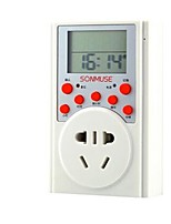 Sound Muse Intelligent Timer Reservation Switch Socket