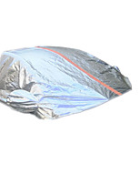 Car Cover Clothing Half Mask Is Prevented Bask In Rain Upset Aluminium Film Coat Sun Shade