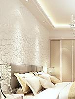 Rayure / Décoration artistique / 3D Fond d'écran pour la maison Contemporain Revêtement , Autre Matériel adhésif requis fond d'écran ,