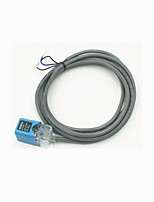 Waterproof DC Three-wire Metal Inductive Proximity Switches(Operating Voltage DC10-30V)