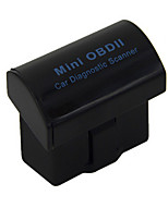 do bluetooth mini-ELM327 OBD falhas automotivo miniobdii instrumento diagnóstico