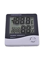table de température et d'humidité température numérique et hygromètre