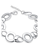 May Polly Europe hollow circle Bracelet