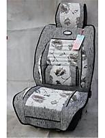 Flax Car Cushion Car Four Seasons Cushion