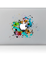 Scrawl Music Decorative Skin Sticker for MacBook Air/Pro/Pro with Retina