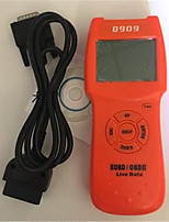 D909 obd2 Scanner Diagnose-Tool