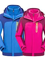 Wandern Softshell Jacken UnisexAtmungsaktiv / Rasche Trocknung / Windundurchlässig / UV-resistant / tragbar / Ultra-leichter Stoff /