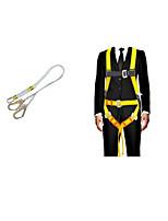 Haute altitude protection de la construction extérieure type de corps anti- chute crochet de corde de sécurité