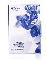 Keqi láminas absorbentes de aceite ylang control del aceite de aroma ® papel de 80 pieza
