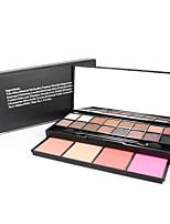 20 Eyeshadow Palette Dry Eyeshadow palette Powder Normal Daily Makeup