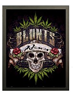 3D Lenticular Arts Blunts and Roses