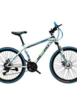 JieBao 26 Inch 21-Speed Mountain Bike Dual Disc Brakes With Top Gear
