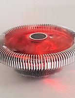 круто наруто звезда D1010 центрального процессора вентилятор радиатора красный мультиплатформенный