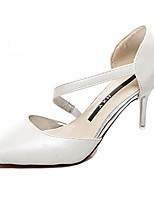 Women's Heels Spring / Summer / Fall Heels / Pointed Toe Leather Dress / Casual Stiletto Heel Others
