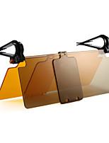 Lightinthebox модернизирована двойной линзы универсальный HD уф антибликовый авто автомобиль солнцезащитный козырек опускающийся экран