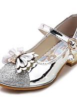 Розовый Серебристый ЗолотистыйСвадьба Для праздника Повседневный Для вечеринки / ужина-Синтетика-На плоской подошве-Удобная обувь Light