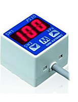 Large Caption Electronic Digital Display Pressure Switch
