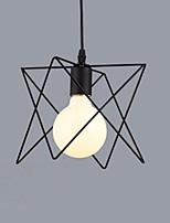 40W Lámparas Colgantes ,  Campestre Pintura Característica for LED MetalSala de estar / Dormitorio / Comedor / Baño / Habitación de