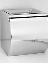 1шт домашняя мебель grogshop гостиница туалет водоотталкивающие держатели из нержавеющей steeltoilet бумаги