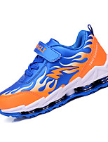 Boy's Sneakers Spring / Fall Comfort PU Casual Flat Heel  Blue / Red Others