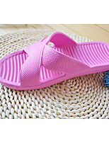 Women's Slippers & Flip-Flops Summer / Fall Comfort PVC Casual Flat Heel Others Blue / Pink Others