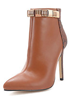 Women's Boots Spring / Fall / WinterHeels /  Fashion Boots / Bootie / Gladiator / Basic Pump / Comfort / Shoes