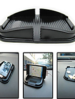 Placing Multifunctional PU Mat Mat Mobile Phone Mobile Phone Support For Vehicle Anti Slip Pad Of Automobile