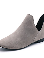 Women's Boots Spring / Fall Bootie / Round Toe / Closed Toe  Casual Flat Heel Others  Walking