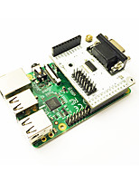 RS232  GPIO Shield V3 for Raspberry Pi B  B+ and Raspberry Pi 2