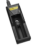 Nitecore I1 Digital Smart Charger for EGO 18650 17650 17670 RCR123A 16340 14500