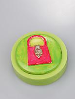 Bags shape silicone fondant mold cake mold silicone fondant mold decoration tools