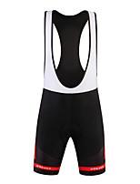 WOSAWE Men Padded Gel Cycling Bib Shorts 3D MTB Bib Shorts Bicycle Bike Bib Shorts Cycling Clothings