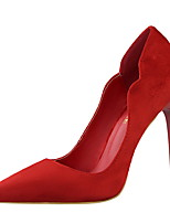 Women's Heels Fall Heels / Pointed Toe / Closed Toe Suede Dress Stiletto Heel Others More Colors Available.