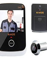 KiVOS KDB307 Household Visual Intelligent Electronic Anti-Theft Door Eye Camera Monitoring