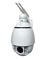 szsinocammini PTZ 2,4 g / 5,8 g aplicación del apoyo a distancia de doble wifi PTZ IP 2.0mp 80m IR ONVIF