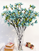 Hi-Q 1Pc Decorative Flower YuLan Wedding Home Table Decoration Artificial Flowers