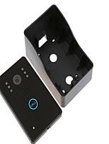 30 120 CMOS système sonnette Sans fil Sonnette vidéo Multifamilial