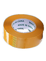 50 * 28CM Opaque Yellow Sealing Tape