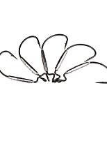 Для рыбалки-10 штук-Многофункциональный Серебро Металл-Brand NewМорское рыболовство / Спиннинг / Пресноводная рыбалка / Ловля мелкой рыбы