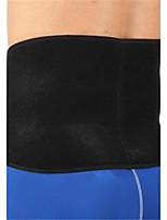 support de ceinture élastique grand mouvement de soutien à la taille de l'humidité respirant la transpiration d'absorption
