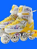 Atletické boty-PU-Nazouvací / Kulatá špička-Unisex-Modrá / Žlutá / Fialová / Červená-Atletika-Dělený