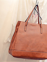 Women PU Casual / Outdoor / Office & Career / Shopping Bag Sets
