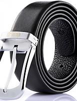 Katusi 1 New Mens Belt Fashion Business Casual Style Genuine Leather 3.4cm Width kts1-1