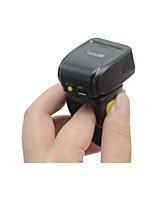 anello unidimensionale scanner laser di codici a barre (scan rate 100 linea / secondo)