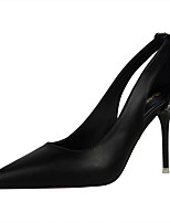 Women's Heels Fall Heels / Pointed Toe / Closed Toe  Dress Stiletto Heel Others Black / Gray Walking