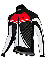 Sports® Cycling Jacket Unisex Long SleeveBreathable / Quick Dry / Windproof / Anatomic Design / Ultraviolet Resistant / Dust Proof /